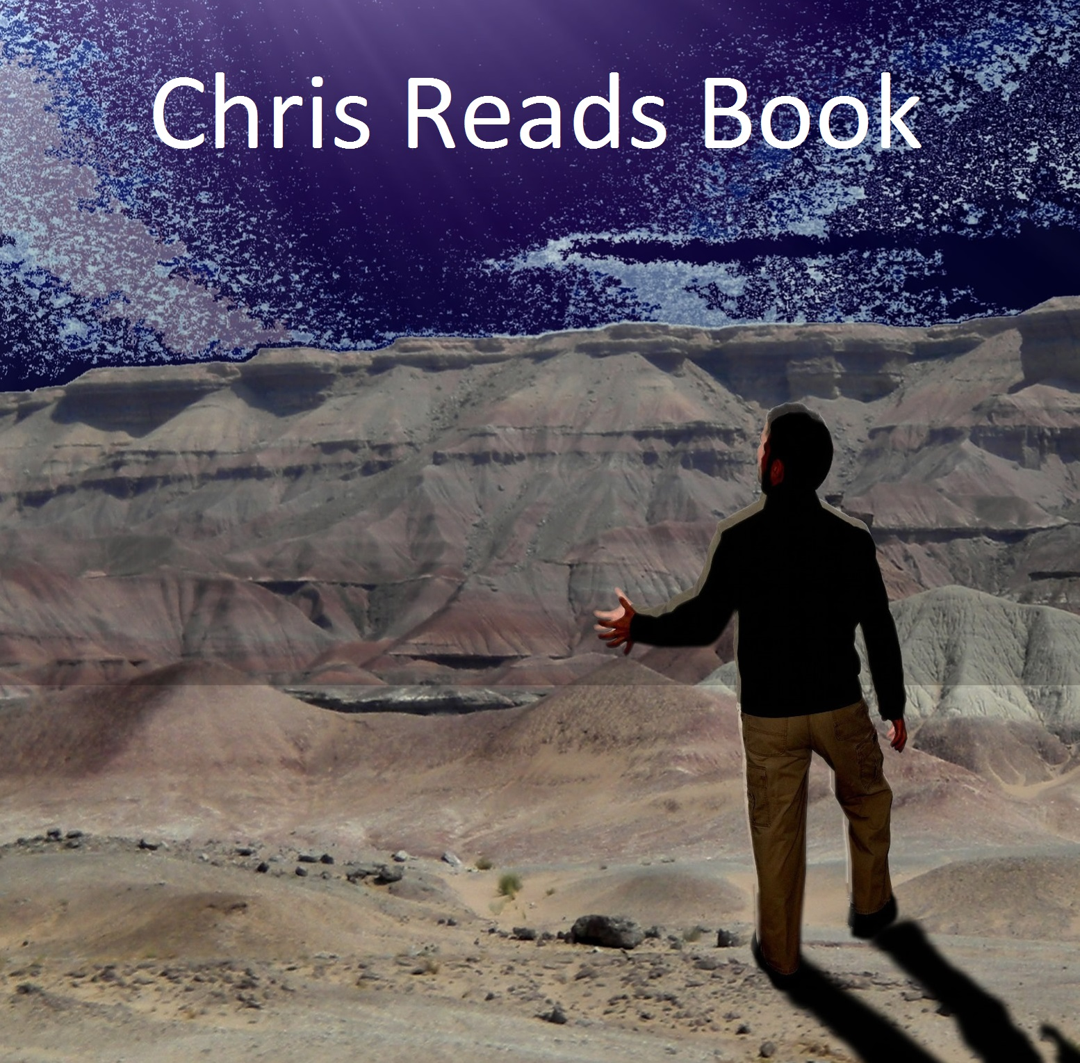 Chris Pohlman Reads His Books
